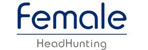 Female Headhunting Logo